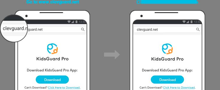 descargar kidsguard pro para rastrear a alguien por whatsapp