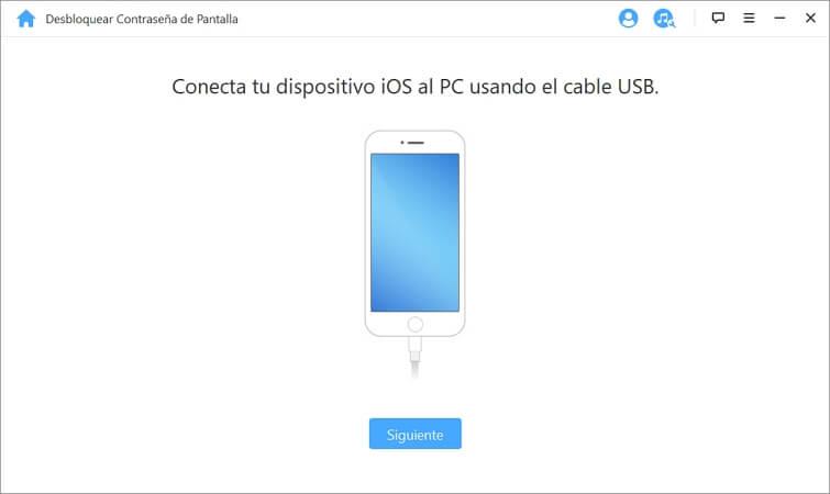 conectar el dispositivo al pc