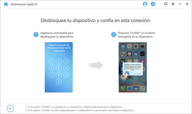 Conectar tu iPhone a tu computadora