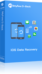 iMyFone D-Back Extractor de datos del iPhone