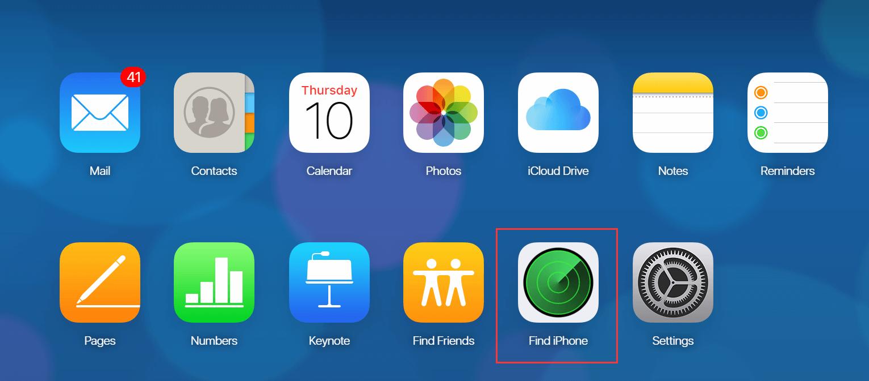 Cómo restablecer el iPhone sin contraseña