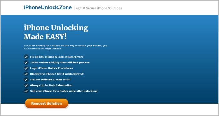 iCloud Login Finder con iPhone Unlock Zone