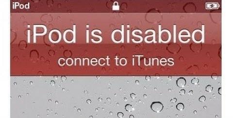 qué puedo hacer cuando iPod Touch está desactivado
