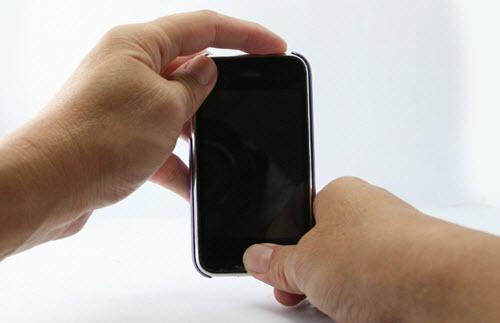 poner iPod en el medo de recuperación