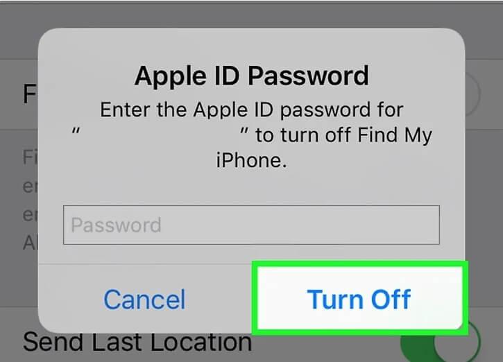 cerrar la cuenta id de apple