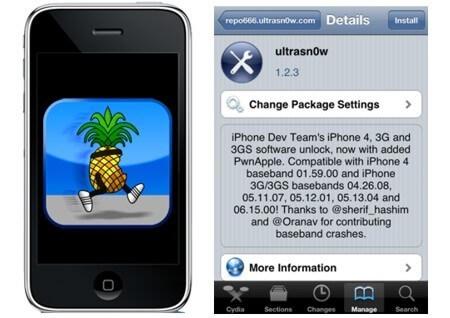 iCloud Login Finder con UltraSnow