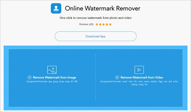 app Beecut Watermark Remover para quitar marca de agua en videos