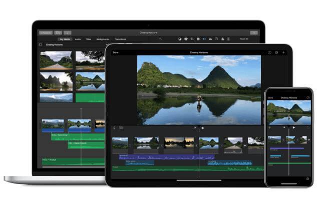 imovie editor de videos gratis para profesionales