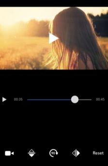 girar el video de youtube en iphone