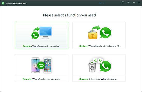 AnyTrans transfiere tu whatsapp entre iOS
