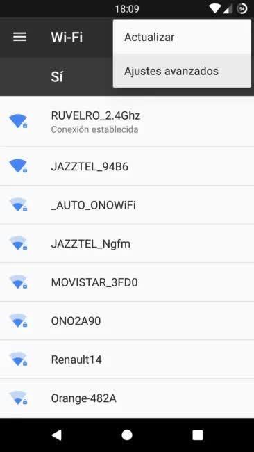 Verificar la conexión a Internet
