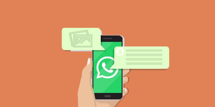 Exportar Fotos desde WhatsApp en el Teléfono
