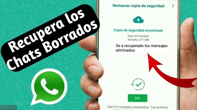 recuperar mensajes borrados de whatsapp iphone