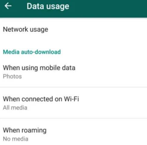 guardar fotos de whatsapp en Android