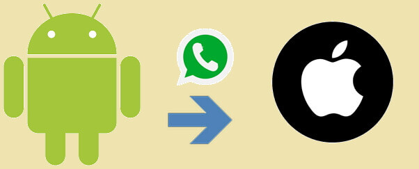 transferir whatsapp de android a iphone