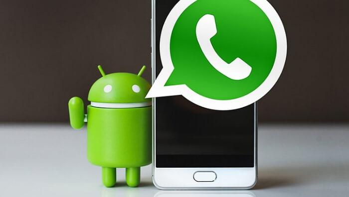 como pasar whatsapp de Android a pc