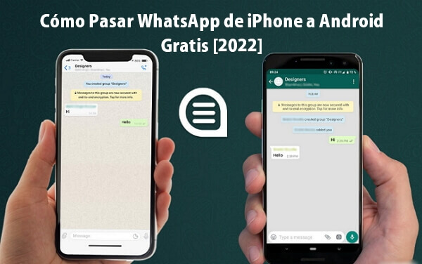 transferir whatsapp de iphone a android