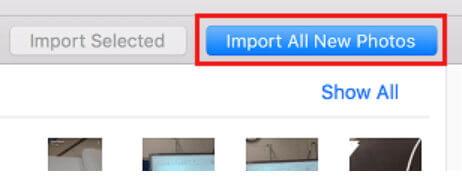 transferir fotos de WhatsApp de android a mac