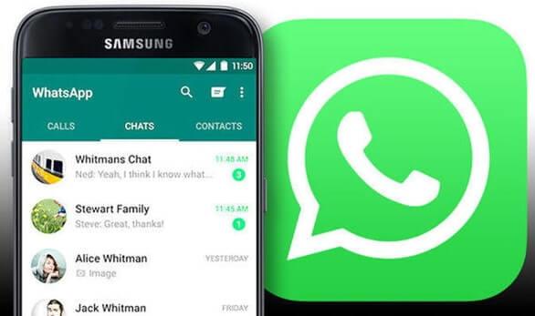 transferir mensajes de whatsapp en samsung