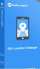 AnyTo iPad位置情報変更