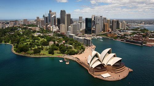 オーストラリアシドニー - サーキュラーキー