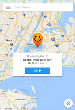 Fake GPS Location - Hola
