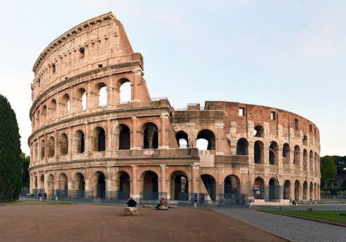 イタリアローマ - コロッセオ