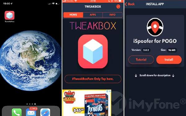 GPS JoyStickアプリ iOS用