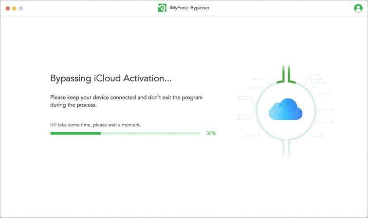 iCloudアクティベーションロックを回避