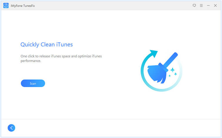 quick clean iTunes