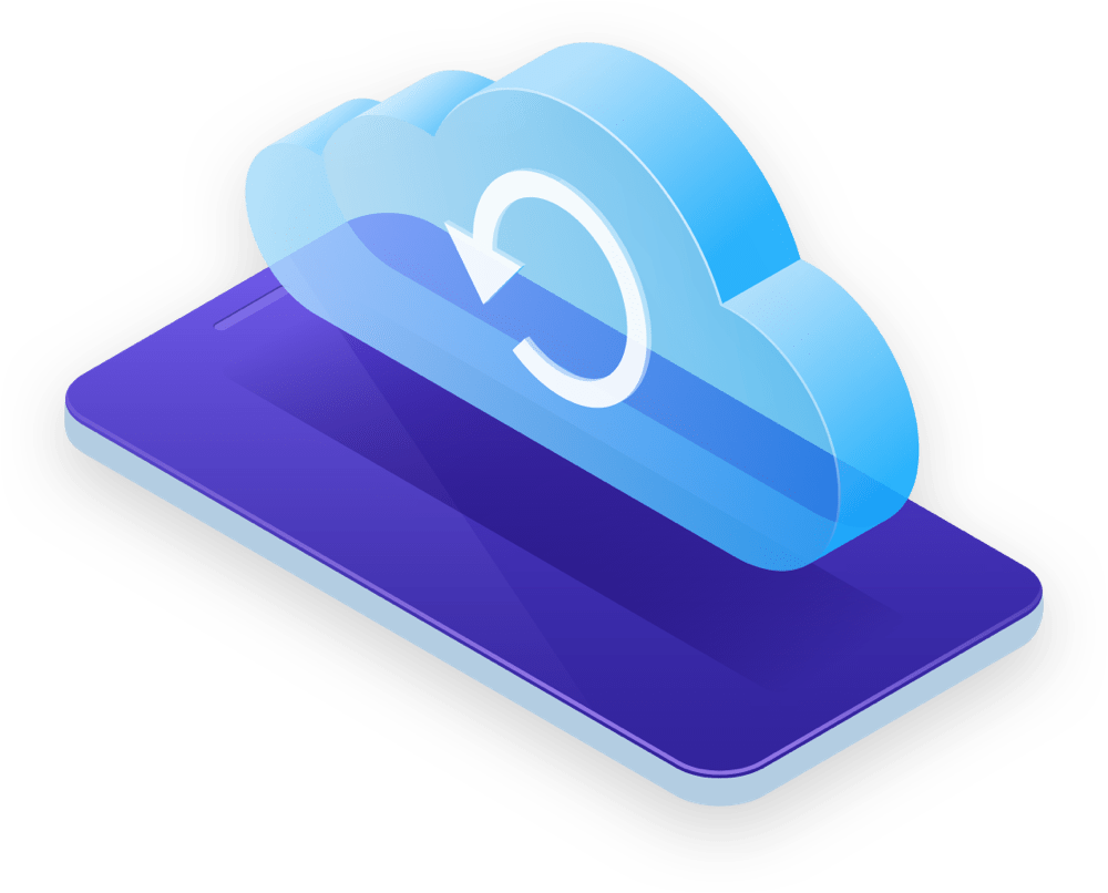 imyfone d-back icloudデータ復元