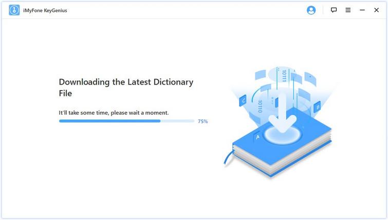 辞書をダウンロード