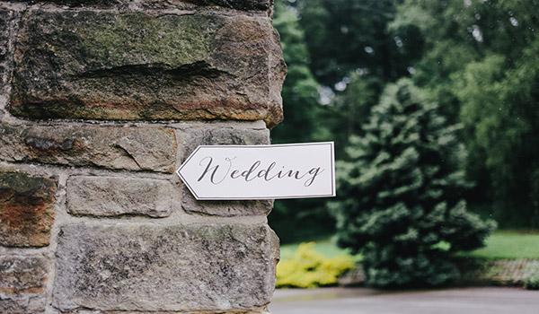 結婚式 字幕