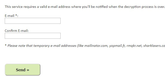 password online com email