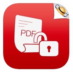 remove unknown pdf password logo