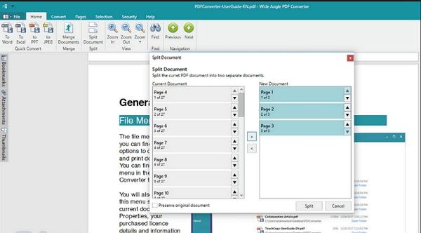 wide angel pdf converter