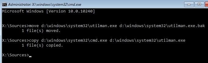computer command prompt