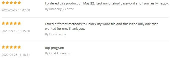 passper for word user reviews