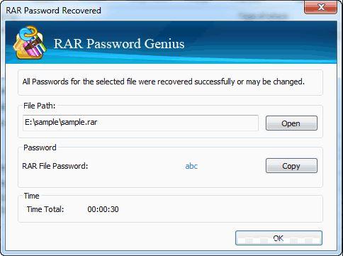 rar password genius