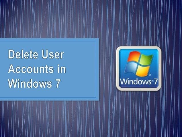 delete user account logo