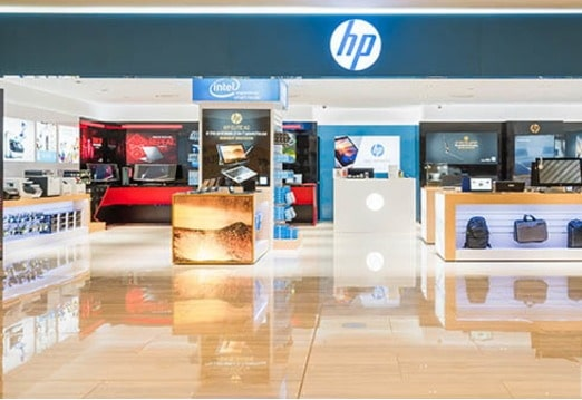 Contact HP Store