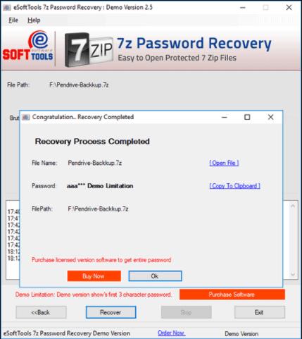 7z password unlocker