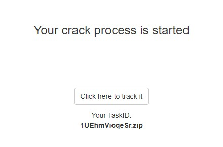 track password