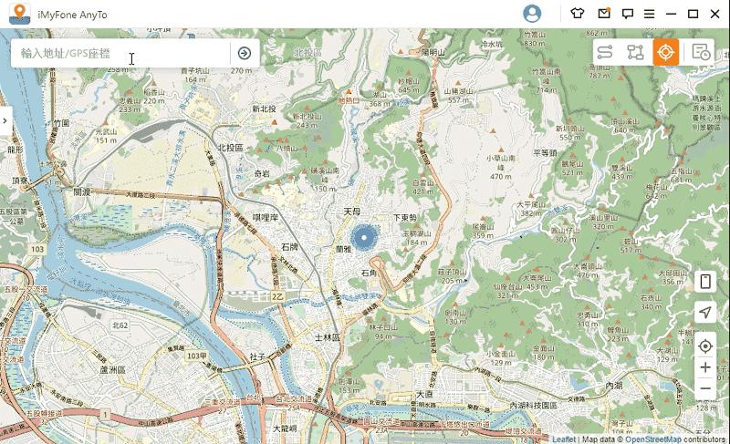 加載顯示地圖