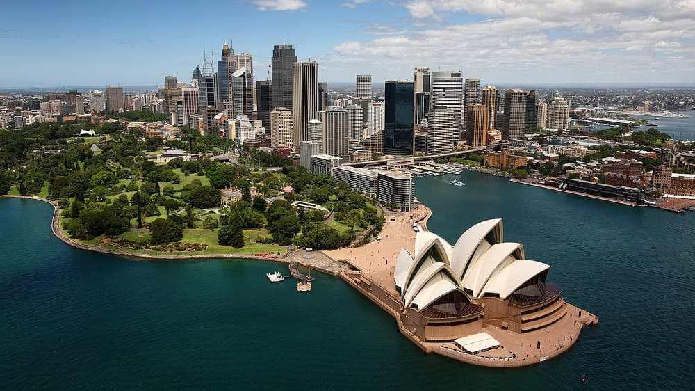 澳洲悉尼環形碼頭