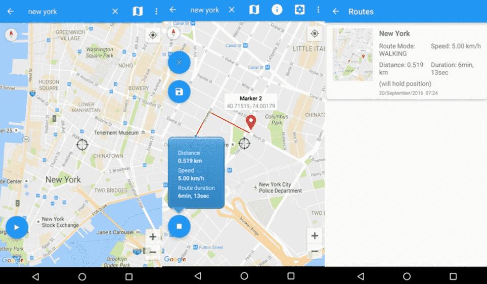 Fake GPS GO Location Spoofer僞裝定位