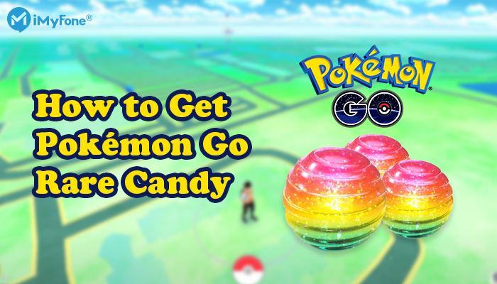 Pokemon Go稀有糖果