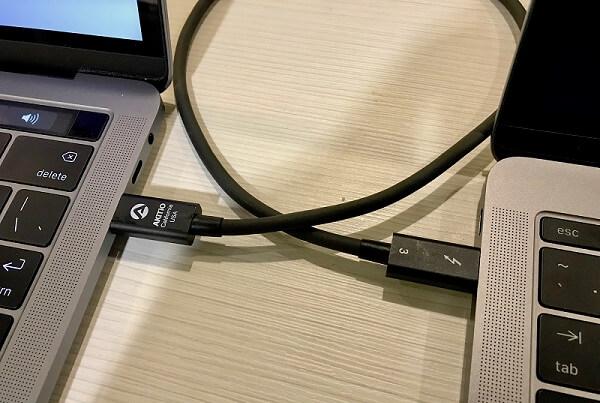 連接另一台MacBook