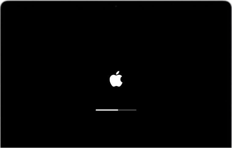 Mac更新卡住