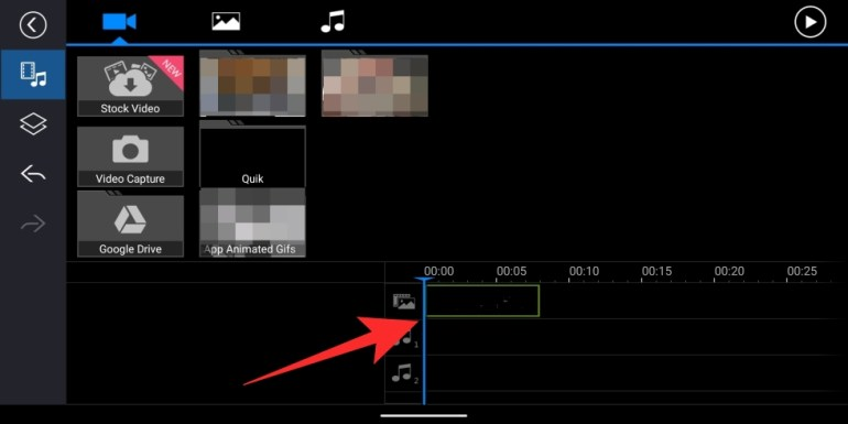 PowerDirector增加影片